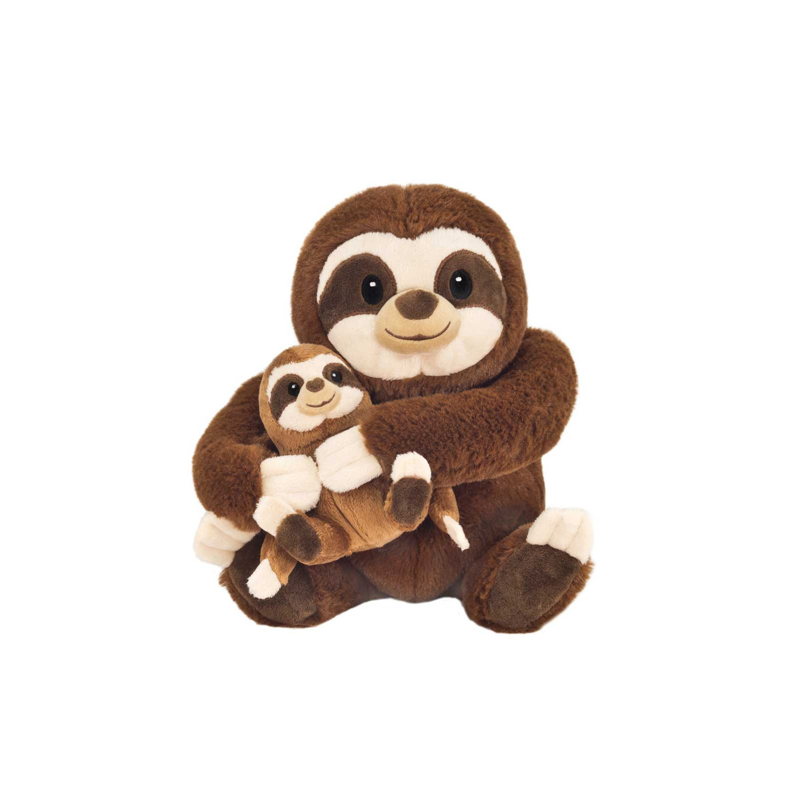 MOM & BABY PLUSH SLOTHS