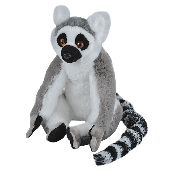 RING TAIL LEMUR PLUSH
