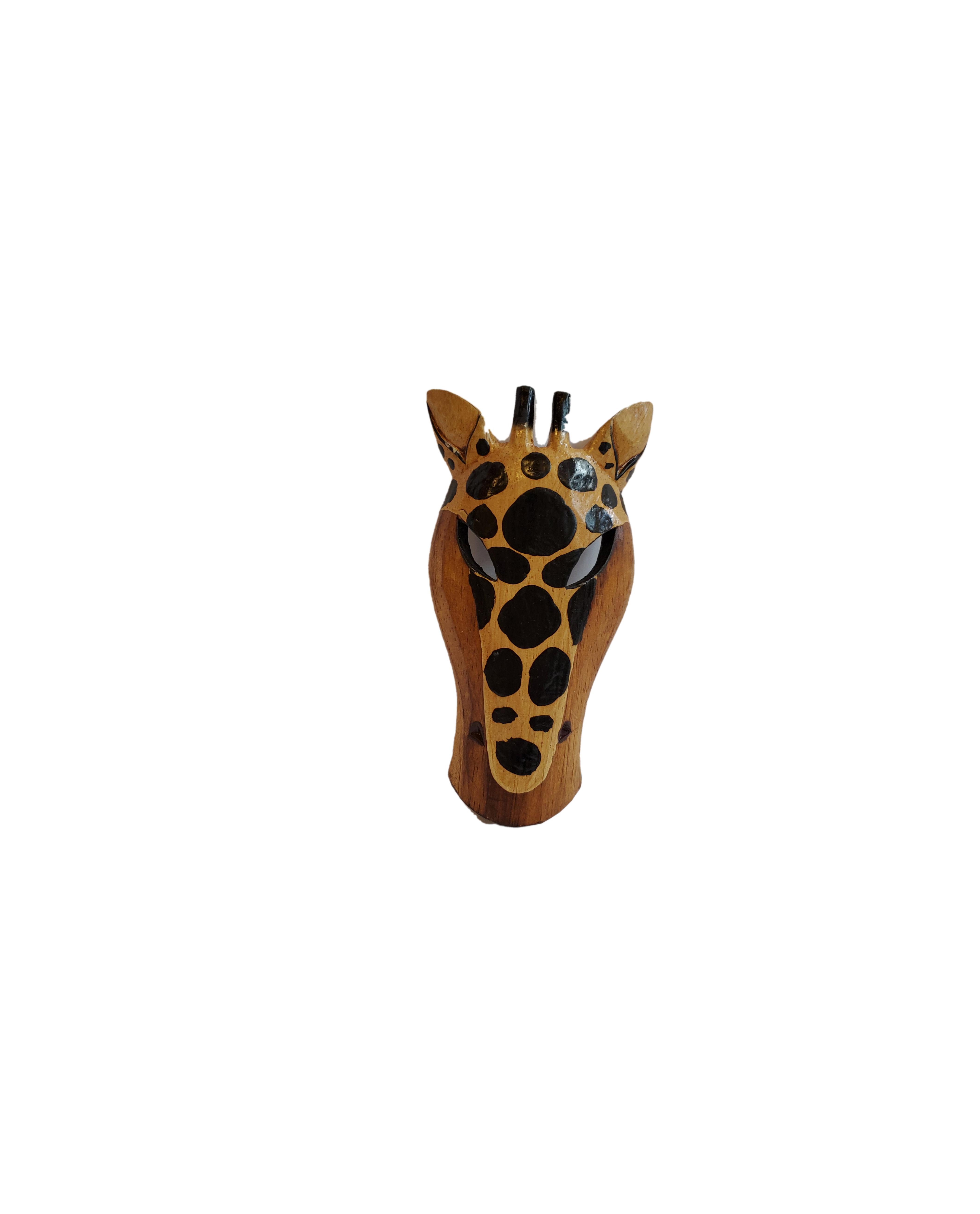"""MASK GIRAFFE FACE 5"""""""