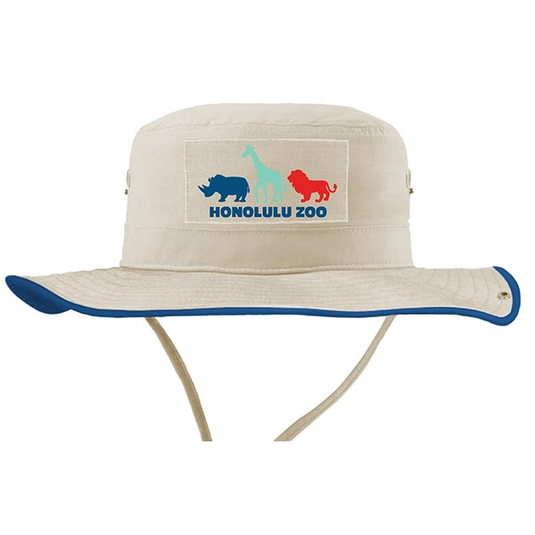 YOUTH AUSSIE HAT-STONE