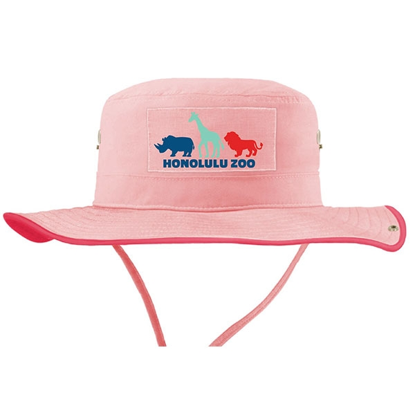 YOUTH AUSSIE HAT-PINK