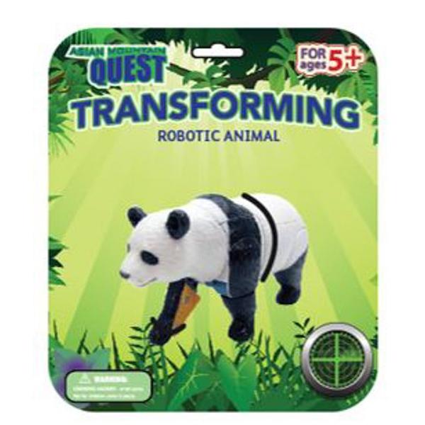 ASIAN QUEST TRANSFORMING PANDA