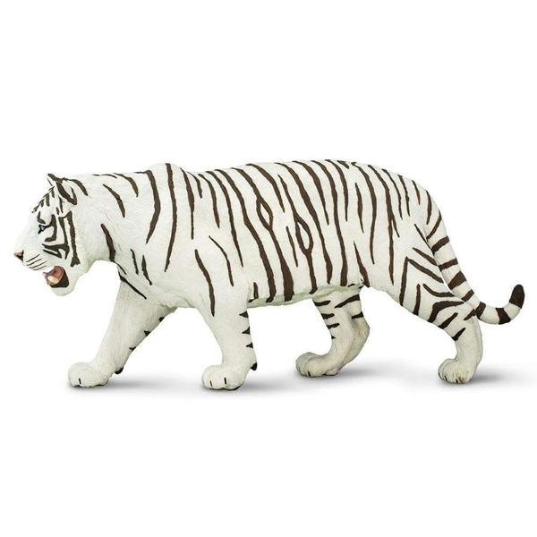 WHITE SIBERIAN TIGER REPLICA  X-LARGE