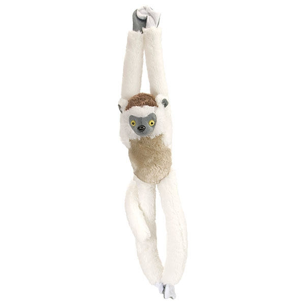 SIFAKA HANGING MONKEY PLUSH
