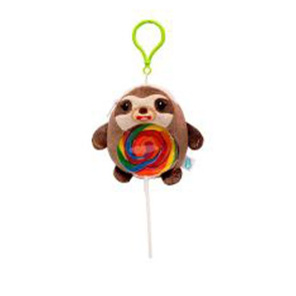 SLOTH PLUSH LOLLIPOP