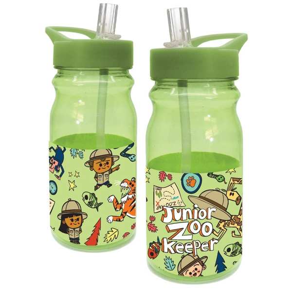 WATER BOTTLE JUNIOR ZOOKEEPER