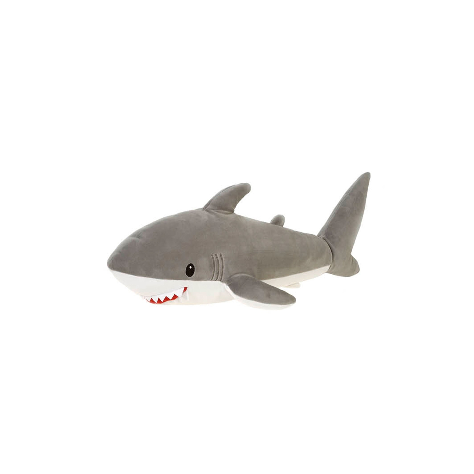 "21"" SHARK SPANDEX SHARK PLUSH"