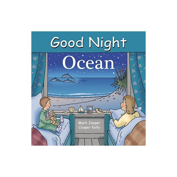 GOOD NIGHT OCEAN BOARD BOOK
