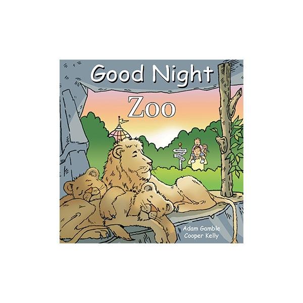 GOOD NIGHT ZOO BOARD BOOK