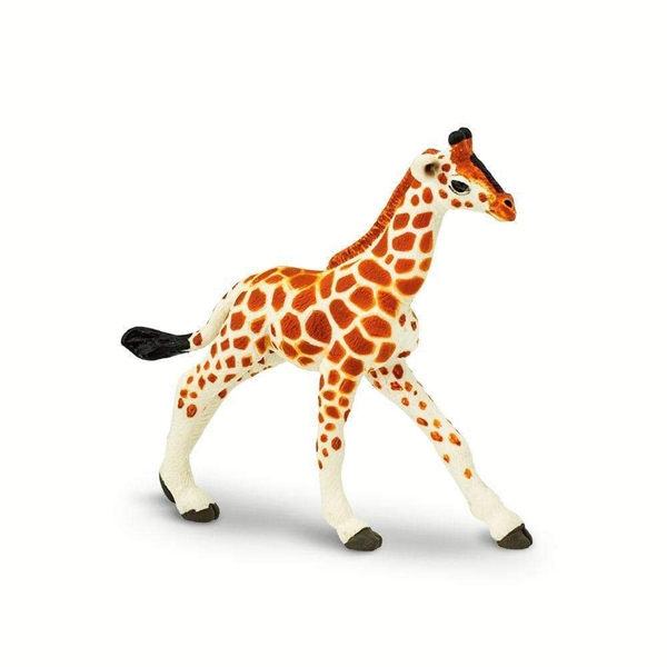 RETICULATED GIRAFFE BABY REPLICA