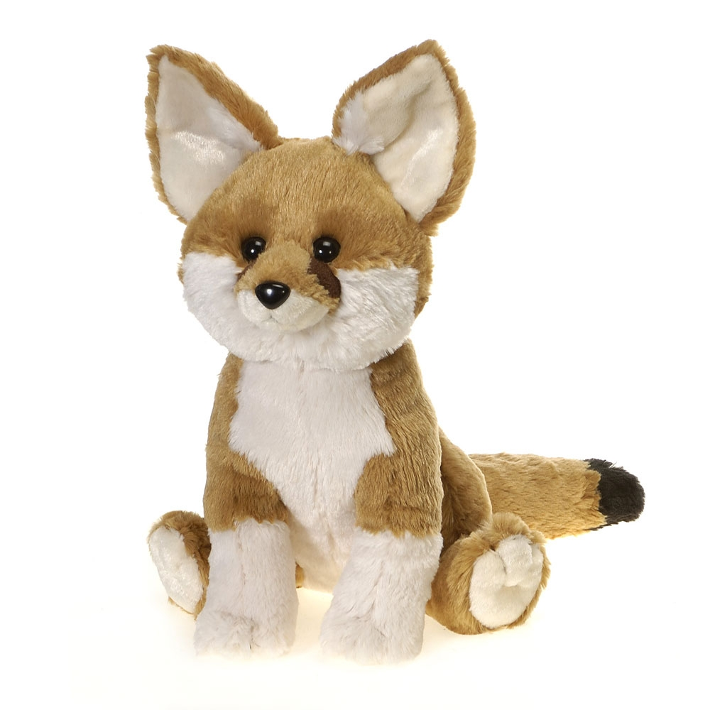 FENNEC FOX SITTING PLUSH
