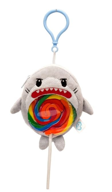 SHARK PLUSH LOLLIPOP
