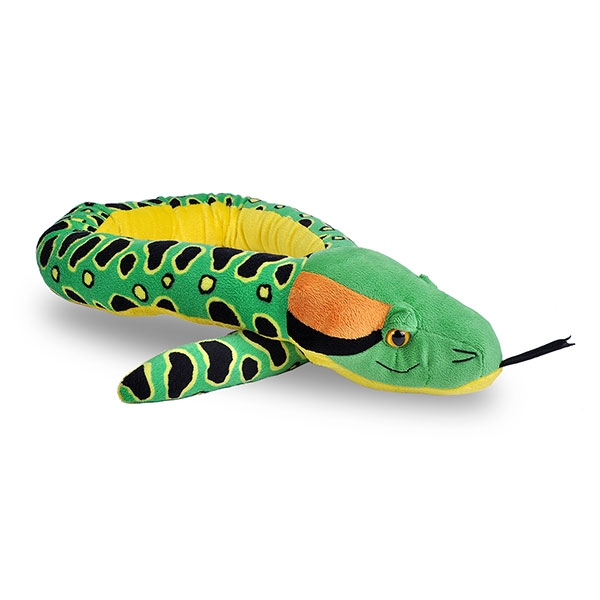 ANACONDA SNAKE PLUSH